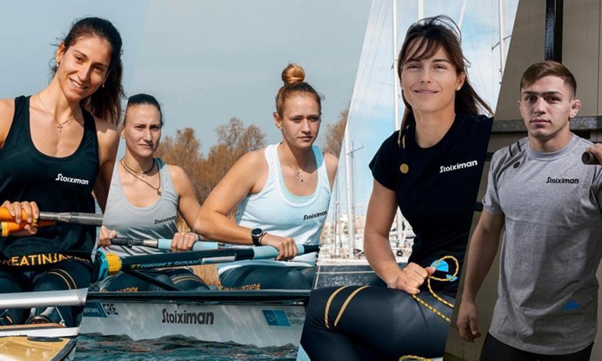 Τόκιο: 5 Έλληνες αθλητές είναι το παρόν και το μέλλον