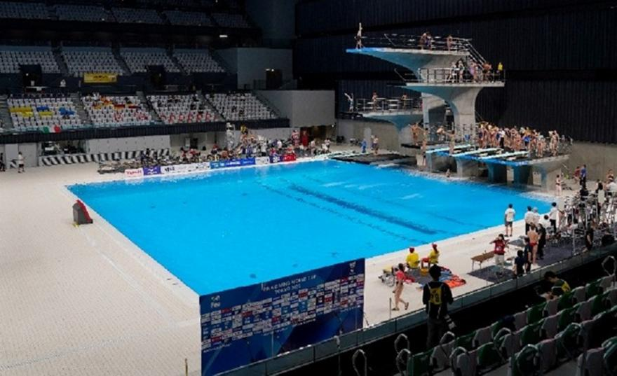 Υπό παρακολούθηση τα μέλη της καλλιτεχνικής κολύμβησης
