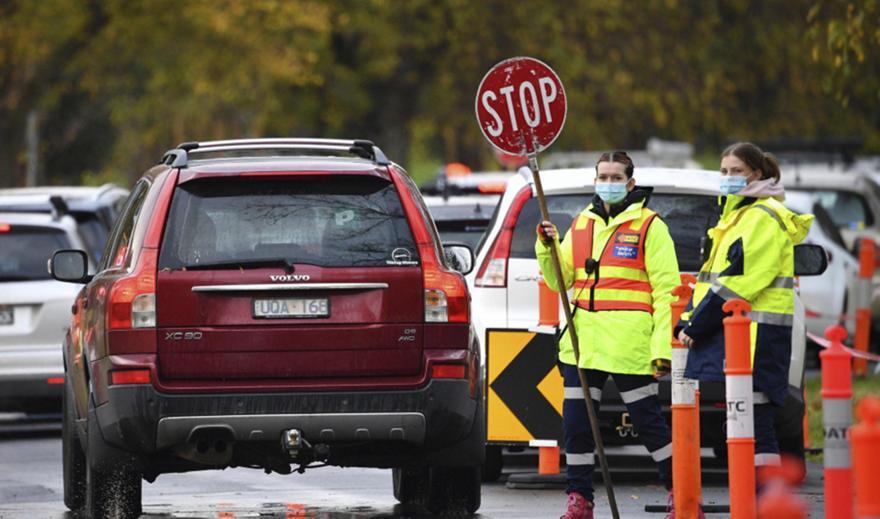Αυστραλία: Παράταση του lockdown στο Σίδνεϊ για έναν μήνα