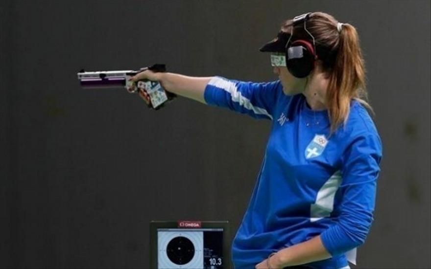 Άννα Κορακάκη: Δεύτερη στον προκριματικό γύρο