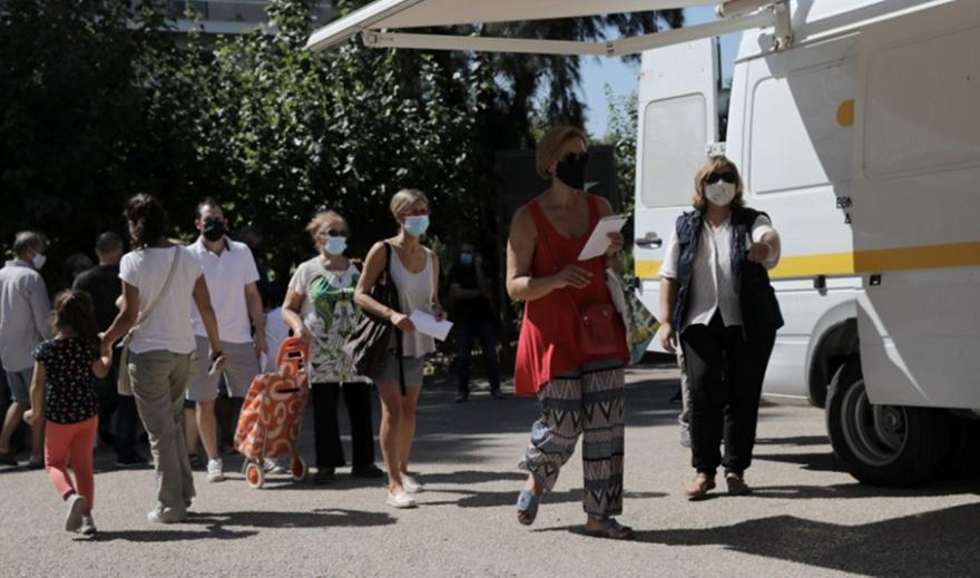Βόρειο Αιγαίο: «Συναγερμός» λόγω αύξησης κρουσμάτων Covid