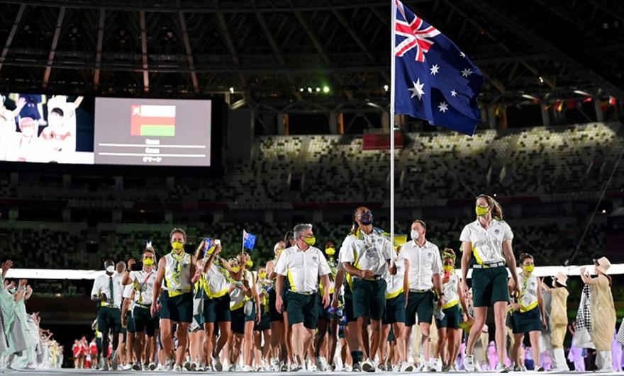 Τόλιο: Αρνητικά τα τεστ της ομάδας στίβου της Αυστραλίας