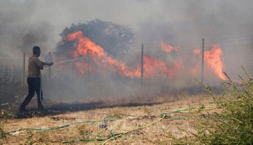 Πάτρα: Οριοθετήθηκε η φωτιά στα Συχαινά