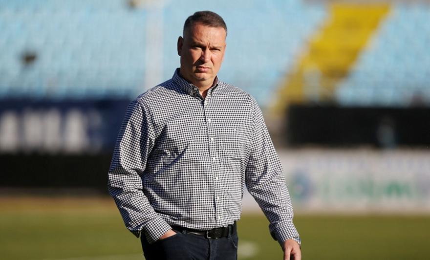 Γρηγορίου: «Δεν θα πάρουμε παίκτη στην θέση του Μπεχαράνο»