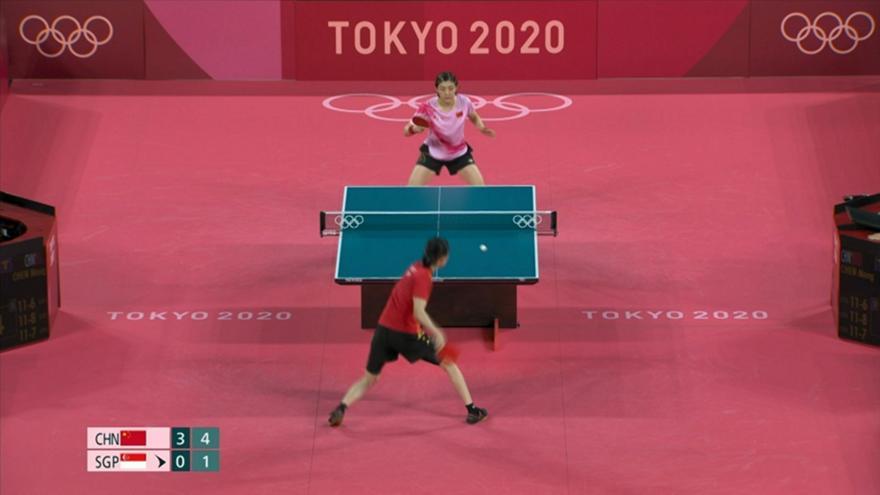 Ολυμπιακοί Αγώνες: Κινεζική υπόθεση ο τελικός πινγκ πονγκ