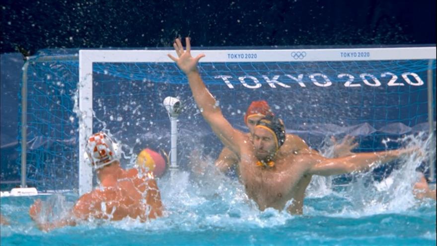 Πόλο Ολυμπιακοί Αγώνες: Κροατία-Μαυροβούνιο 12-8