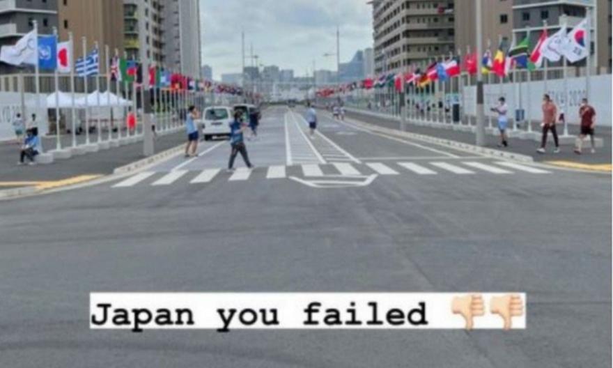 Γυμναστής Τσιτσιπά: «Ιαπωνία, απέτυχες - Η χειρότερη οργάνωση σε Ολυμπιακούς Αγώνες»!