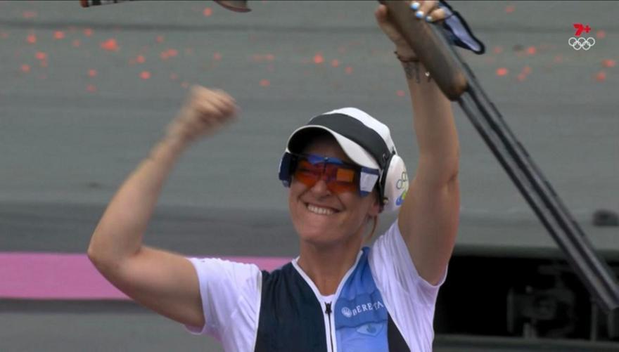 Σαν Μαρίνο: Ιστορικό πρώτο μετάλλιο στους Ολυμπιακούς