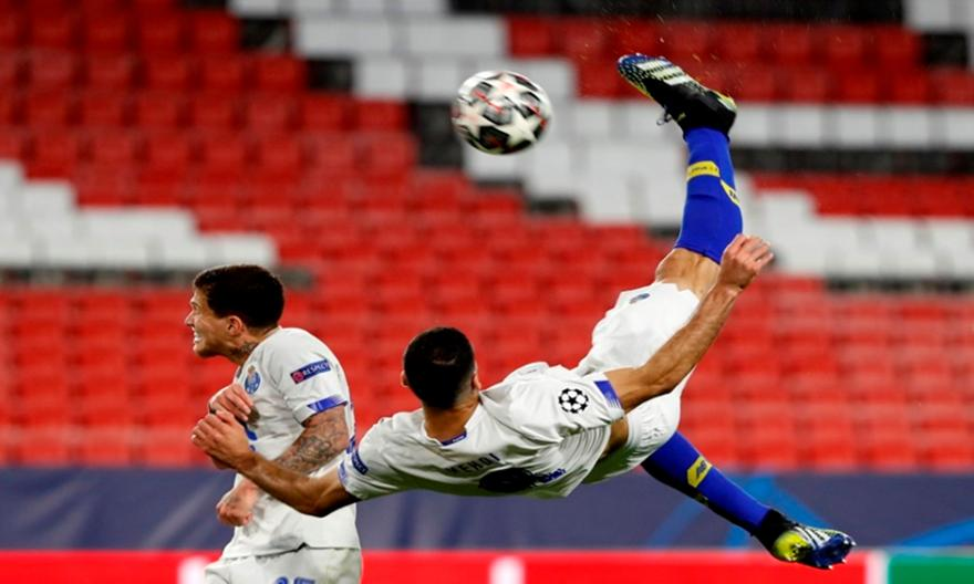 UEFA: Ο Ταρέμι το κορυφαίο γκολ για το 2021