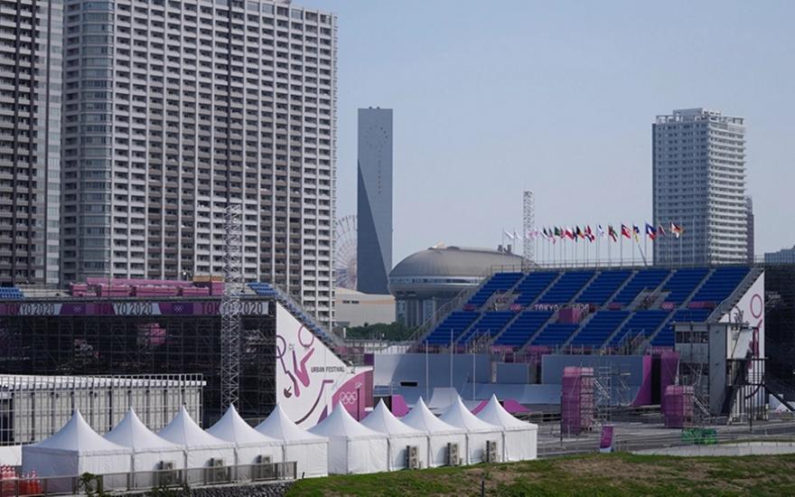 Ολυμπιακοί Αγώνες: Ρεκόρ ημερήσιων κρουσμάτων κορωνοϊού