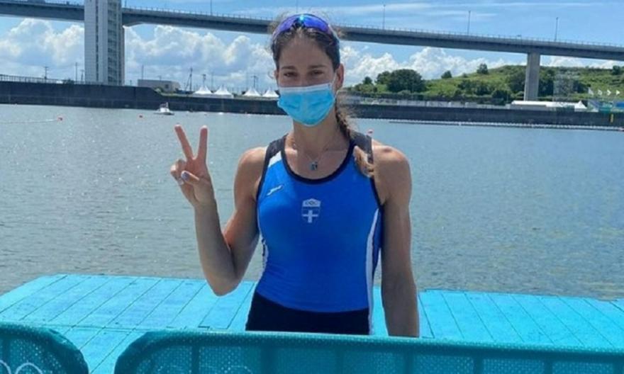 Αννέτα Κυρίδου: Αποκλείστηκε στον ημιτελικό