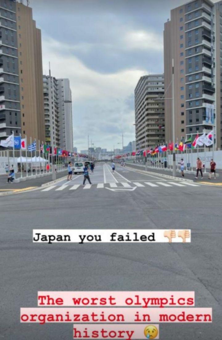 Γυμναστής Τσιτσιπά: «Η χειρότερη οργάνωση σε Ολυμπιακούς»!