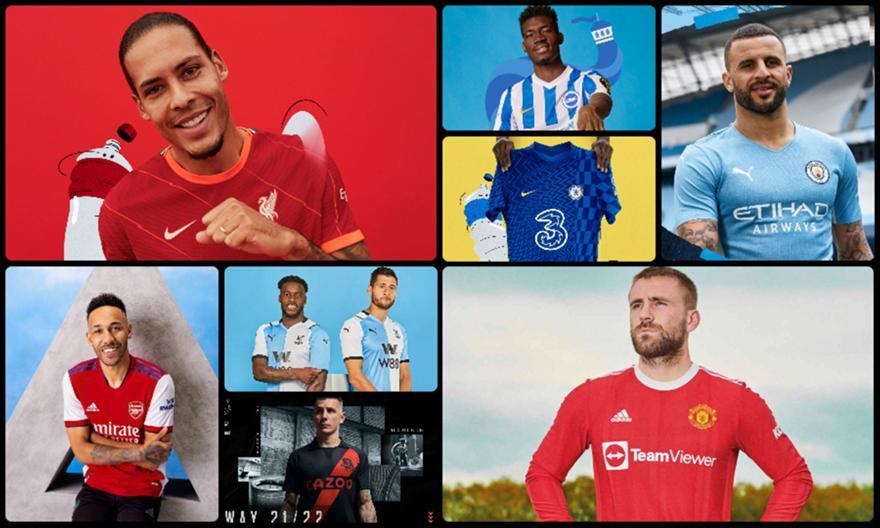 Premier League: Oι εμφανίσεις των 20 ομάδων!