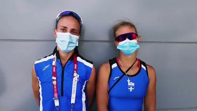 Κυρίδου-Μπούρμπου: «Ήταν μεγάλη η κούραση στον τελικό»