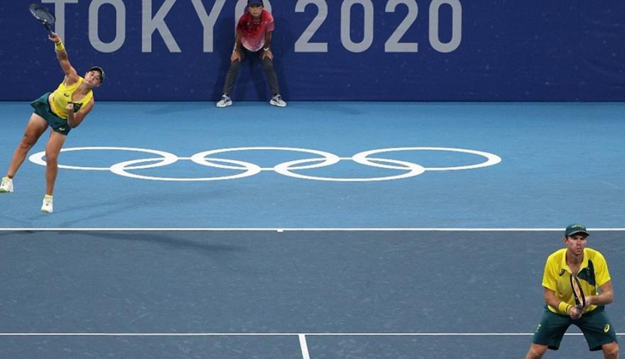 Τένις: Αποκλείστηκαν Μπάρτι και Πιρς