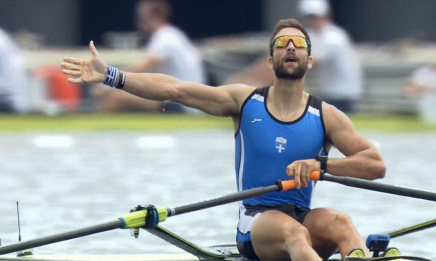 Ντούσκος: Η συγκλονιστική κούρσα του για το χρυσό μετάλλιο!