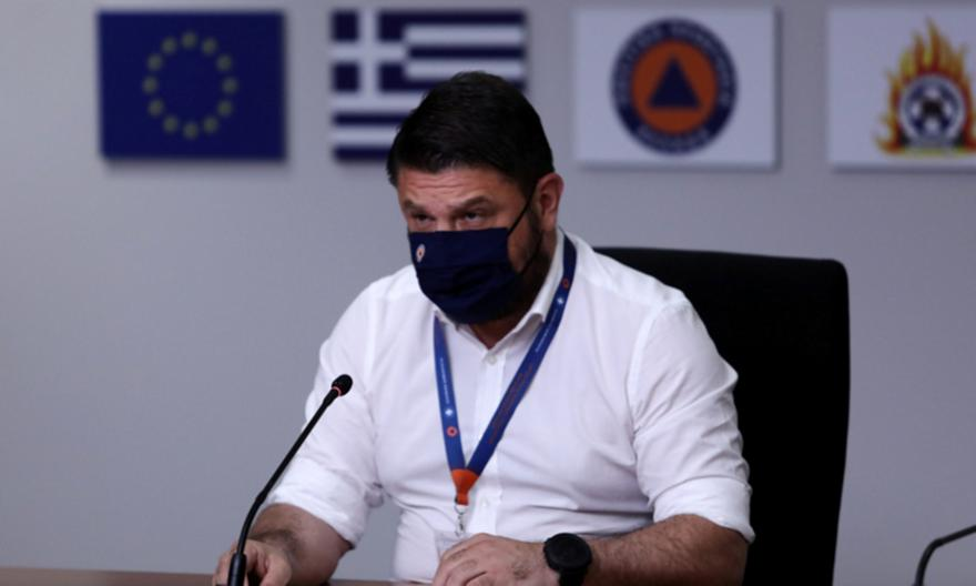 Χαρδαλιάς: Οριακή η κατάσταση με την πανδημία σε Μύκονο, Ίο