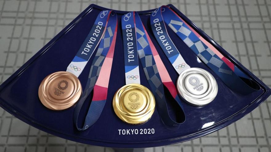 Ολυμπιακοί Αγώνες: Ο πίνακας των μεταλλίων μετά την 8η μέρα