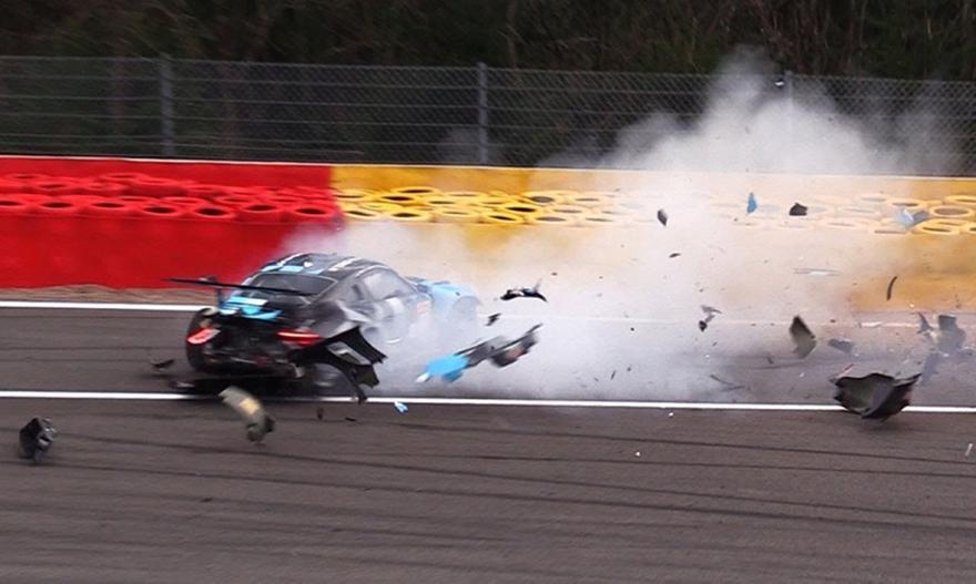 Spa 24 Hours 2021: Σοκαριστικό τροχαίο ατύχημα!