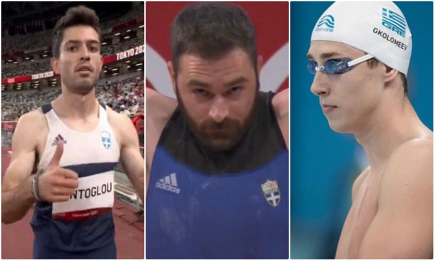 Ολυμπιακοί Αγώνες: Απολογισμός Σαββάτου για τους Έλληνες