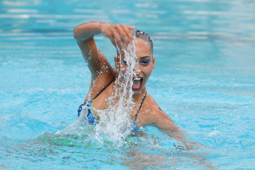 Καλλιτεχνική κολύμβηση: Η Αλζιγκούζη αντί της Πλατανιώτη