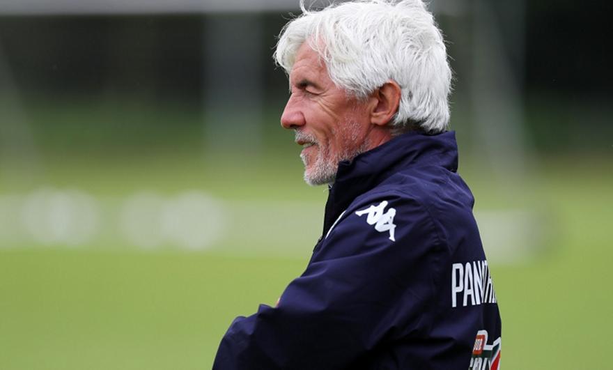 Γιοβάνοβιτς: «Δεν είμαι προπονητής με παρωπίδες»
