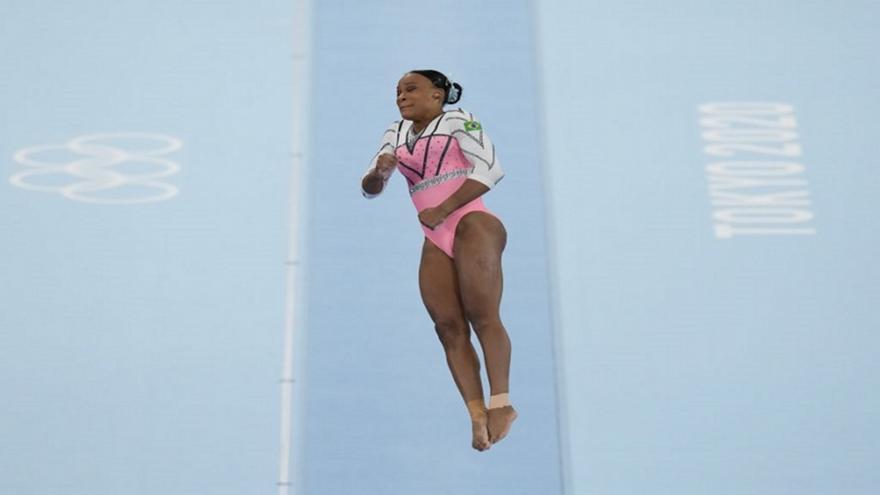 Ολυμπιακοί Αγώνες: Χρυσή η Αντράντε στο άλμα