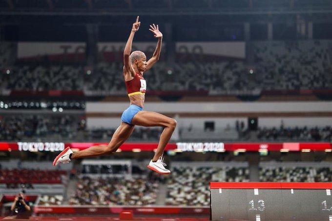 Τριπλούν: Η Ρόχας έσπασε το Παγκόσμιο ρεκόρ στο τριπλούν