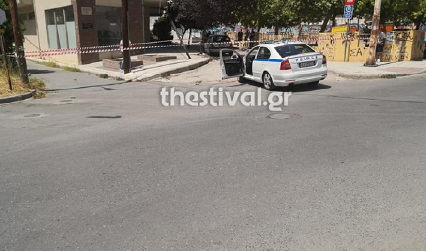 Θεσσαλονίκη: Επεισόδιο με πυροβολισμούς στο Κορδελιό