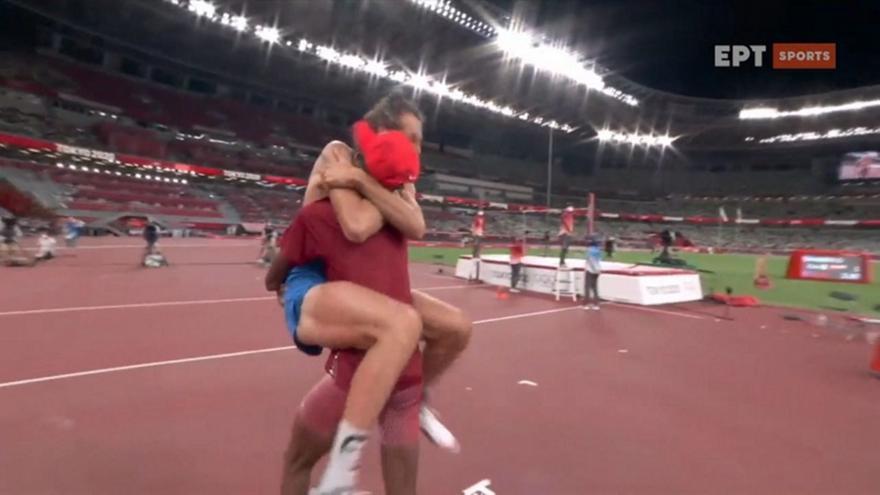 Ολυμπιακοί Αγώνες: Χρυσοί στο ύψος Ταμπέρι και Μπαρσίμ!