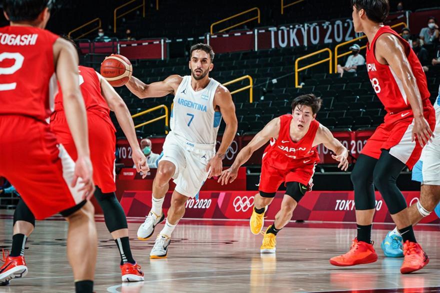 Αργεντινή-Ιαπωνία 97-77