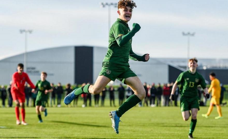 Ίντερ: Παίρνει 16χρονο «διαμαντάκι» από την Ιρλανδία