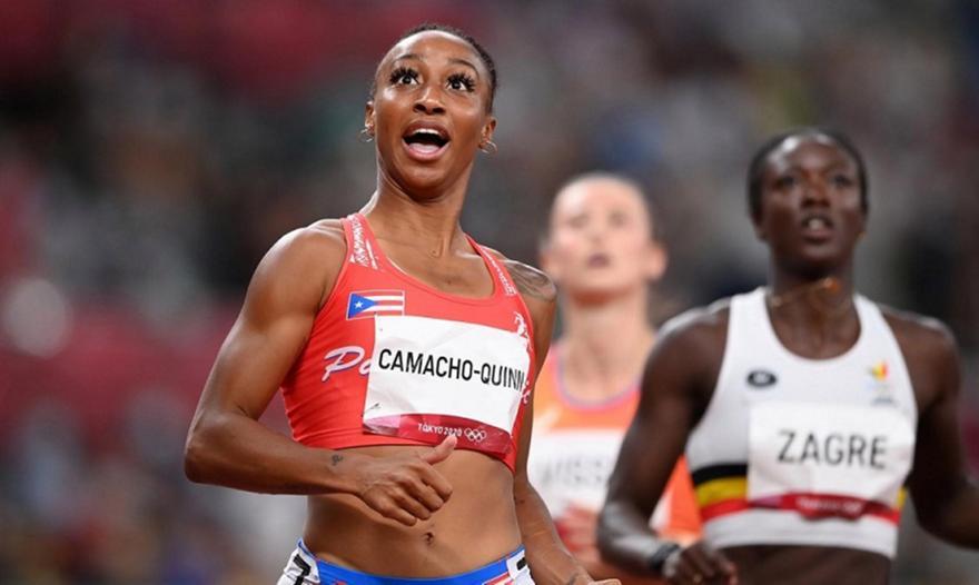 Καμάτσο Κουίν: Χρυσή Ολυμπιονίκης στα 100μ. με εμπόδια