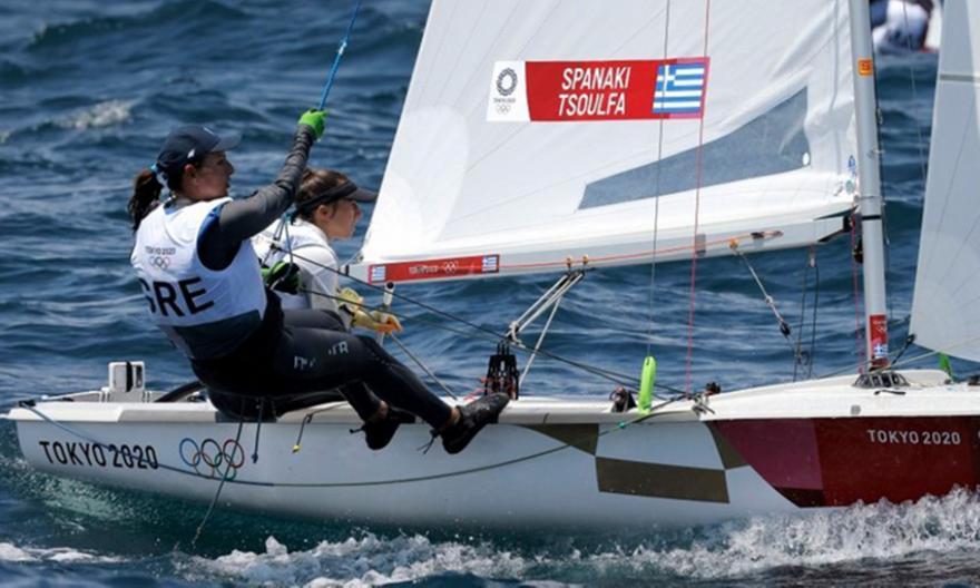 Ολυμπιακοί Αγώνες: Αναβλήθηκαν οι ιστιοδρομίες