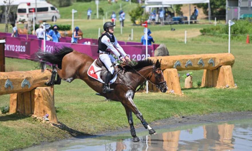 Ολυμπιακούς Αγώνες: Ευθανασία για άλογο που τραυματίστηκε