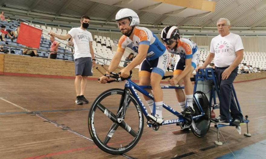 Έξι νέα εθνικά ρεκόρ στο Πανελλήνιο ποδηλασίας πίστας