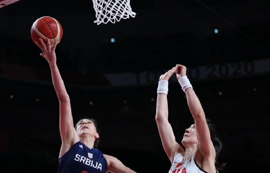 Μπάσκετ: Στους «4» των Ολυμπιακών Αγώνων η Σερβία