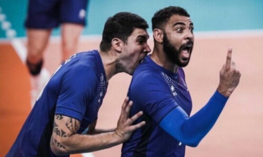 Βγήκε η τετράδα στο Ολυμπιακό τουρνουά βόλεϊ ανδρών