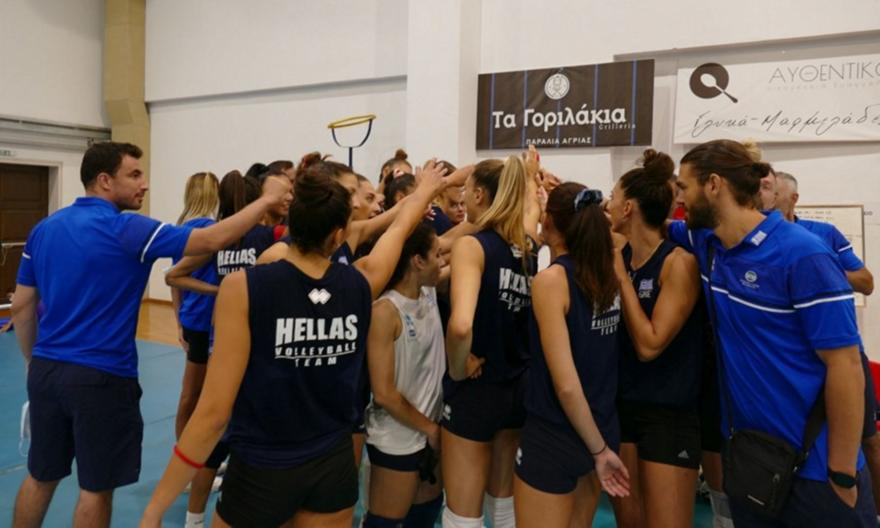 Ελλάδα-Σλοβακία 4-0