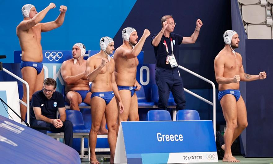 Τα highlights από τον τελικό της Ελλάδας με την Σερβία στους Ολυμπιακούς Αγώνες του Τόκιο