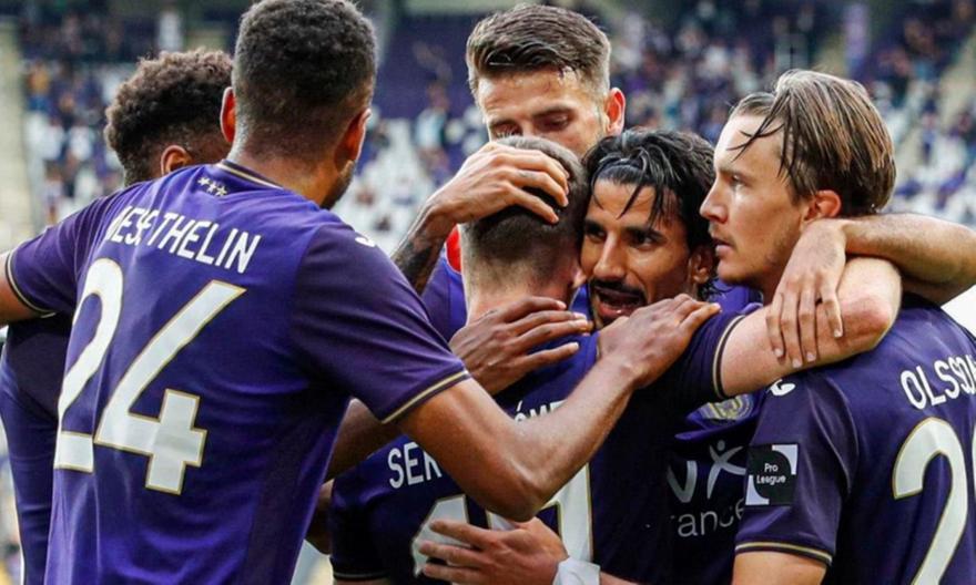Άντερλεχτ-Σερένγκ 3-0 και Σταντάρ-Αντβέρπ 2-5