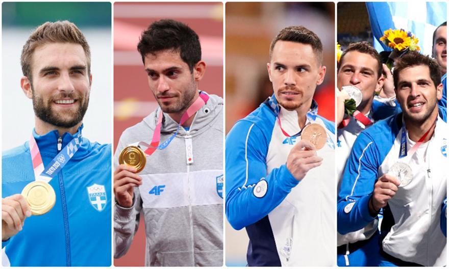 Ολυμπιακοί Αγώνες: Ο συνολικός απολογισμός της Ελλάδας