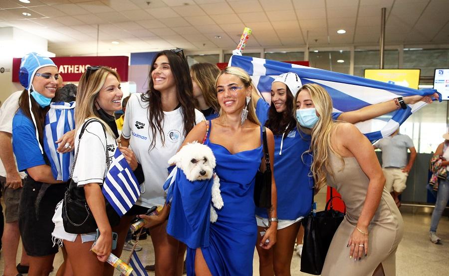 Εθνική πόλο Ανδρών: Έφτασε στην Ελλάδα