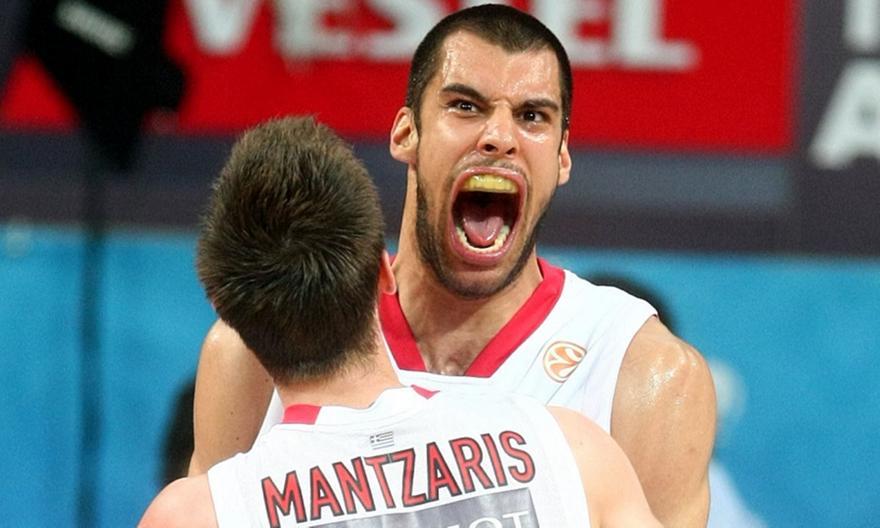 Ολυμπιακός: Τα καλύτερα του Πρίντεζη ever στην Ευρωλίγκα
