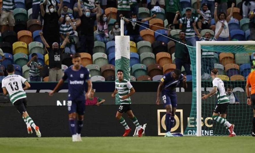Σπόρτινγκ Λισαβόνας-Μπελενένσες 2-0
