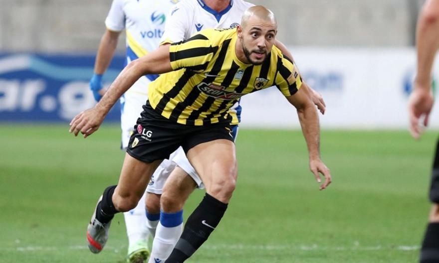 Άμραμπατ: «Είμαι 34, αλλά νιώθω 28 - Πρωτάθλημα με την ΑΕΚ»