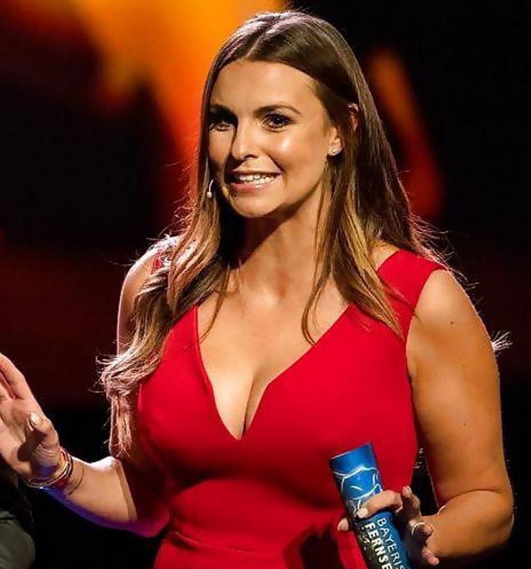 Laura Wontorra: Η εντυπωσιακή παρουσιάστρια της UEFA
