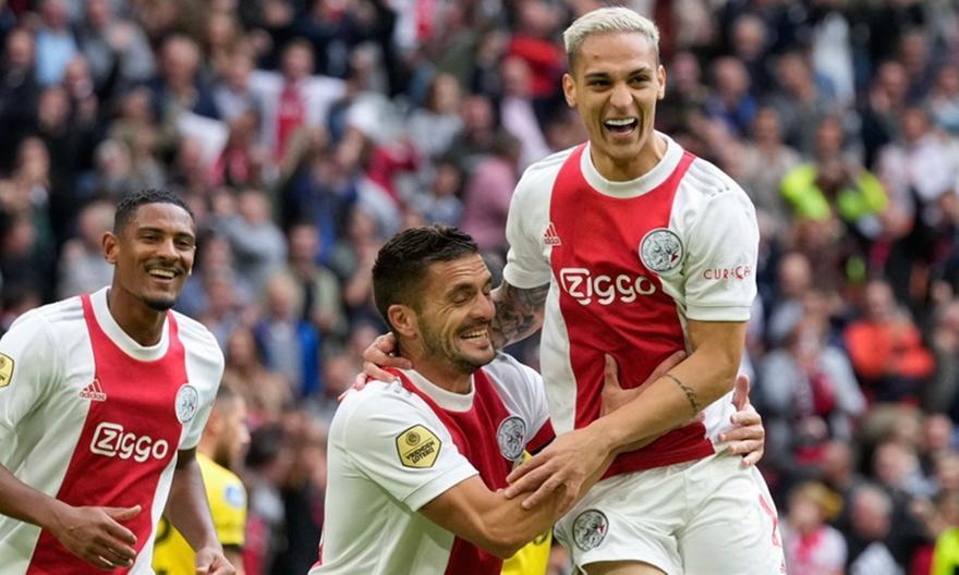 Ολλανδία: Άγιαξ-Φίτεσε 5-0