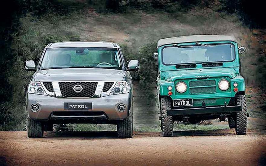 Nissan Patrol, 70 έτη σημείο αναφοράς του off-roading