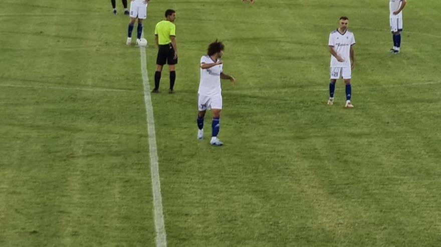 Ουάρντα: Aνεπίσημο ντεμπούτο με δύο γκολ με την Ανόρθωση